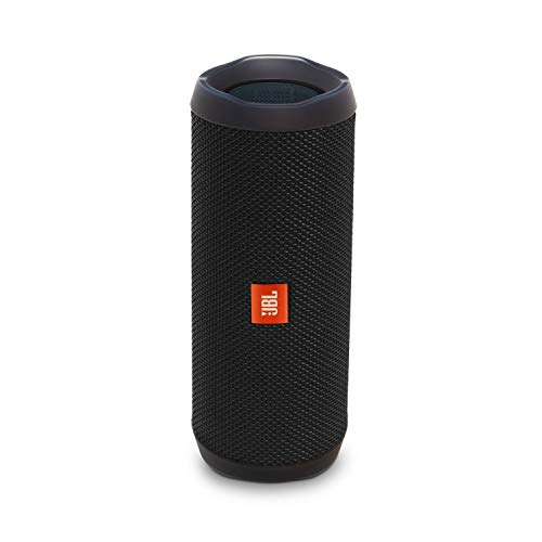 JBL Flip 4 Bluetooth Box in Schwarz – Wasserdichter,...