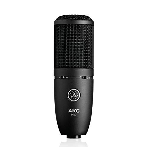 Imagen de Micrófonos de Condensador Akg por menos de 90 euros.