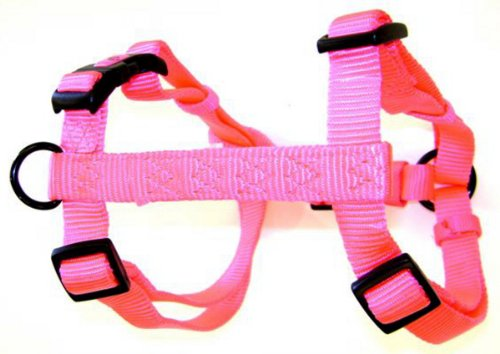 Hamilton Hundegeschirr, Nylon, verstellbar, komfortabel, X-Large, 1