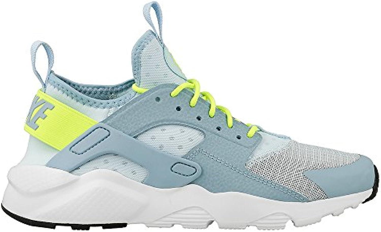 nike air huarache cours ultra gs en 847568 chaussures uni) chaussures (royaume - uni) chaussures 4,5 - nous 5y ue 37,5, glacier bleu volts... 20d58c
