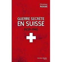Guerre secrète en Suisse