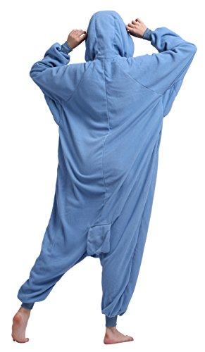 Imagen de cuteon unisexo adulto dibujos animados animal kigurumi pijama ropa de dormir encapuchado cosplay disfraz búho l for altura 168 177cm alternativa