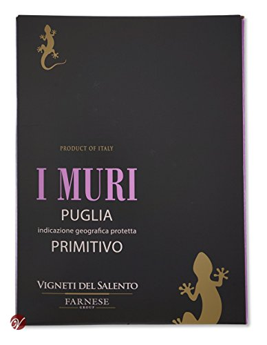 Primitivo-Puglia-I-MURI-Vigneti-del-Salento-IGP-5-L-Box-14Vol