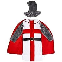 I Love Fancy Dress ILFD7027L Boys Knight Costumes