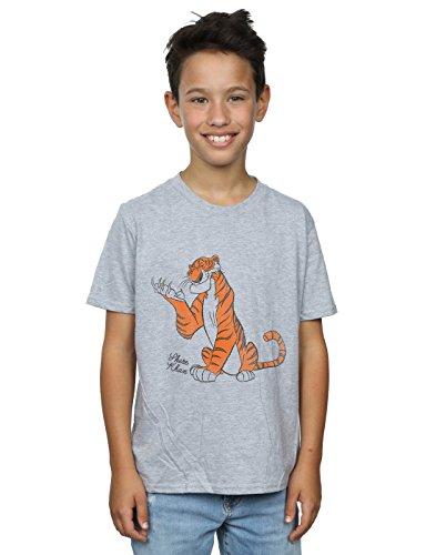 Disney Boys The Jungle Book Classic shere Khan T-Shirt