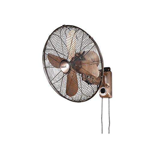 LYGT- Ventilatore a Muro/Ventilatore Verticale / 16 Pollici/Quattro Pale/Controllo Meccanico Ventilatore orientabile a Tre velocità Regolabile Ventilatore orientabile Ventilatore da Parete Venti