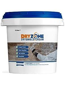 Dryshield Cream 5L: Dryzone System: Salt Resistant Masonry Cream