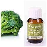 Aceite de semilla de brócoli virgen BIO - 100ml