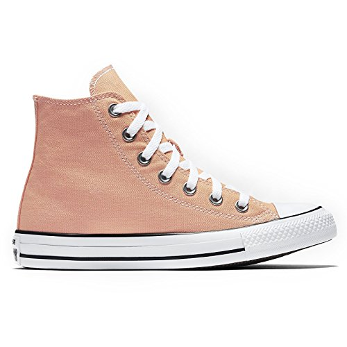 Converse Womens CTAS Hi Sunset Glow Canvas Trainers Sunset