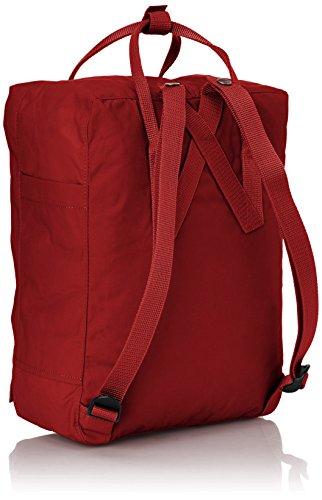 Fjällräven Unisex Rucksack Kånken Mini Deep Red
