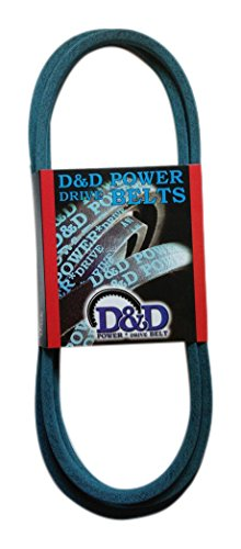 D & D Powerdrive 48083) Scag Power Equipment Kevlar Ersatz Gürtel, 5LK, 1 – Band, 226,1 cm Länge, Gummi