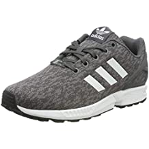 sale retailer a7686 02b2b adidas ZX Flux J By9833, Sneakers Basses Mixte Enfant