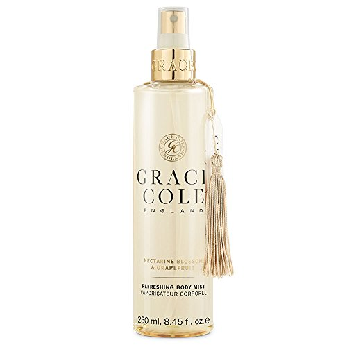 7158db91004b62 250ml Body Mist by Grace Cole (Nectarine Blossom   Grapefruit)