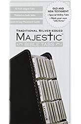 Descargar gratis Majestic Traditional Silver-Edged Bible Tabs en .epub, .pdf o .mobi