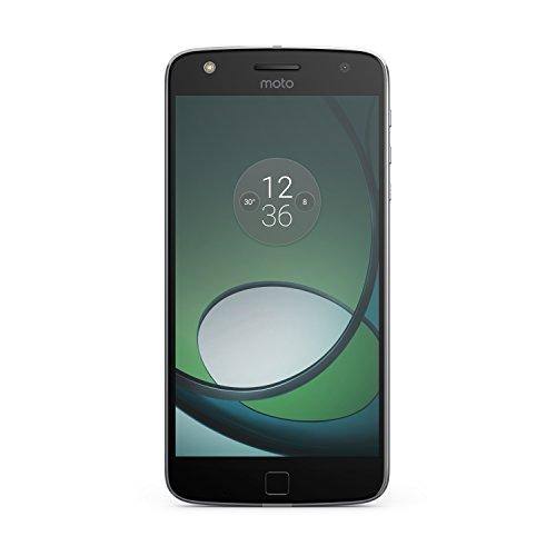 Lenovo Moto Z Play UK SIM-Free Smartphone - Black/Silver