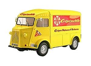 Ebbro 250101: 24Citroen H para Crepes Mobile, Vehículo