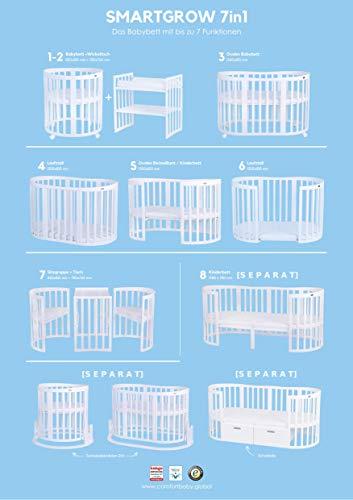 ComfortBaby Babybett 7 in 1 - 4