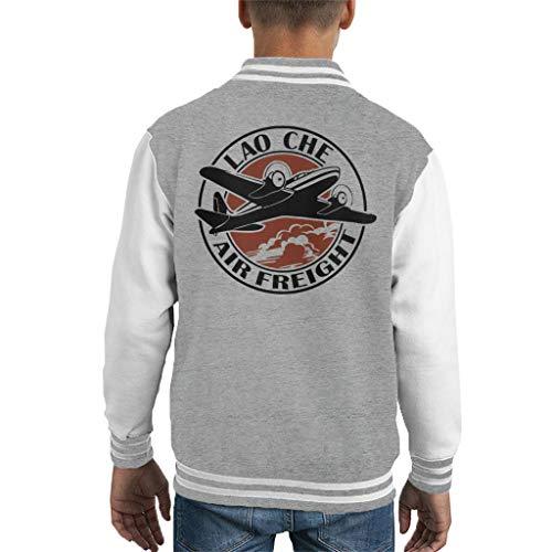 Cloud City 7 Indiana Jones Lao Che Air Freight Kid's Varsity Jacket