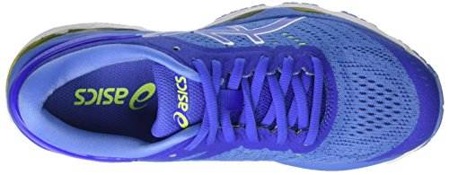 Asics Gel-Kayano 24, Scarpe da Running Donna Blu (Blue Purple/regatta Blue/white)