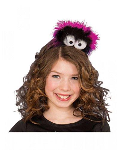 Muppets Animal Haarreif One Size | Kuststoff Kostümzubehör Muppetshow (Die Muppets Miss Piggy Kostüm)