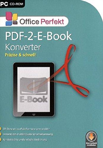 Office Perfekt PDF-2-E-Book Konverter (Amazon Kindle Reader Für Pc)