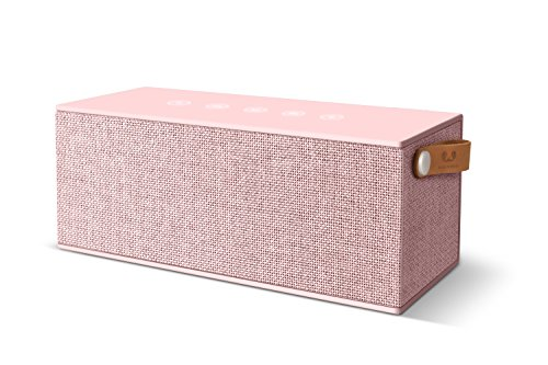 Fresh ´n Rebel -Rockbox Brick XL Fabriq Edition- tragbarer, kabelloser Lautsprecher mit Bluetooth 4.2, Inklusive Micro-USB-Ladekabel, Farbe Cupcake (Xl-brick)