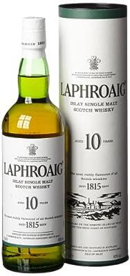 LAPHROAIG 10 Year Old Islay Malt Whisky 70cl Bottle