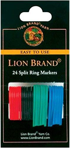 Split Ring Markers-24/Pkg (Split-ring-marker)