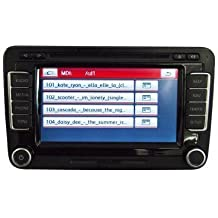 Volkswagen MDI Multimedia Media-IN-para RNS 310, 315, RCD 510, RNS 510