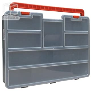 Art Plast 3600 Plastic,Polypropylene,Polystyrene Black,Yellow tool box - tool boxes (Plastic, Polypropylene (PP), Polystyrene, Black, Yellow) by ArtPlast