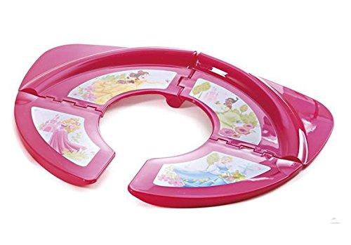 Disney Princess Baby Kinder faltbarer Reise WC Sitz Toilettentrainer Aufsatz