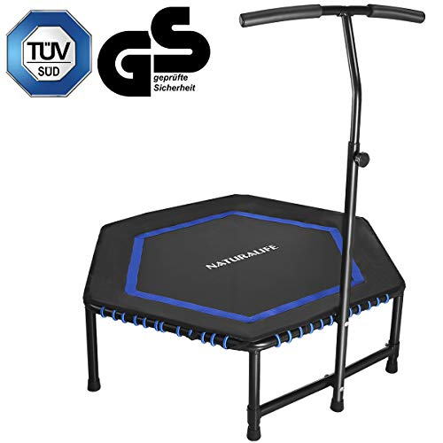NATURALIFE Mini Fitness-Trampolin