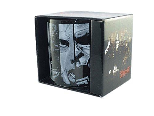 Slipknot Band Rock Half Face-Tazza in confezione regalo