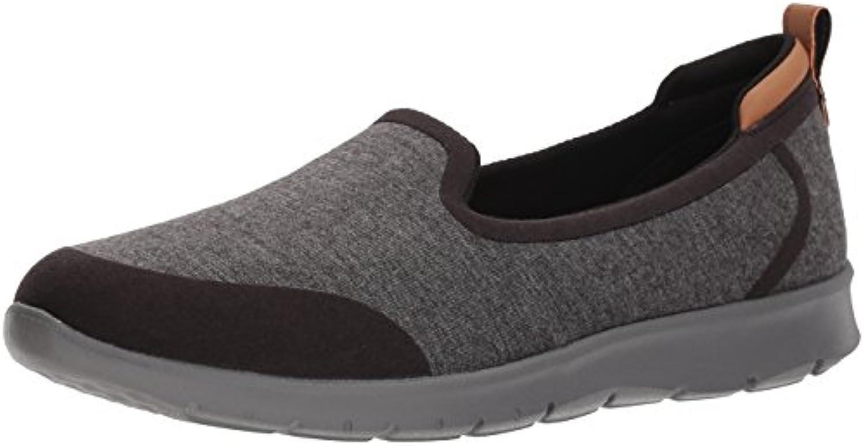 Clarks Wouomo Step Allena Lo Loafer Flat, nero, 8.5 W US | Negozio online di vendita  | Maschio/Ragazze Scarpa