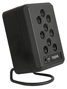 purificateur d 39 air ioniseur fran ais maison teqoya tip9 sans ozone silencieux garantie 10 ans. Black Bedroom Furniture Sets. Home Design Ideas