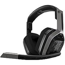 Logitech A20 Binaural Bandeau Gris Casque audio - Casques audio (Game console + PC/Gaming, Binaural, Bandeau, Gris, Sans fil, Circumaural)