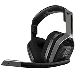 ASTRO Gaming A20 Call Of Duty Edition Headset (kabellos, kompatibel mit Xbox One, PC, Mac) silber/schwarz