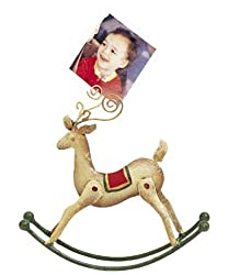 Bali Mantra Reindeer Photo Holder