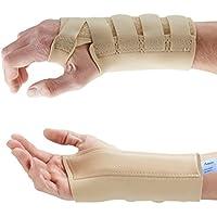Actesso Beige Handgelenk Bandagen Handgelenkschiene Karpaltunnel Bandage :: Schiene für Handgelenkschmerzen, Karpaltunnelsyndrom... preisvergleich bei billige-tabletten.eu