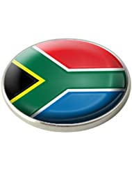 SOUTH AFRICA SÜDAFRIKA GOLF BALL MARKER