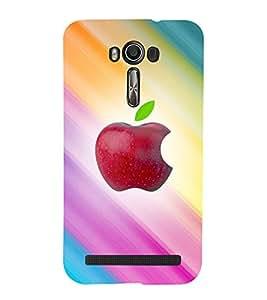 printtech Apple Back Case Cover for Asus Zenfone Go::Asus Zenfone Go ZC500TG