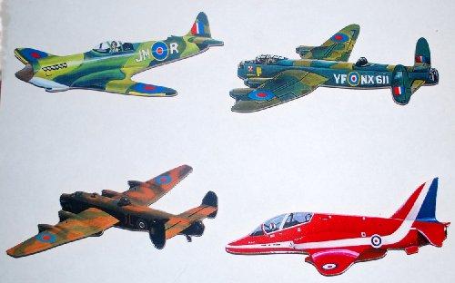 british-planes-in-legno-fridge-magnet-set-regalo-ts-1