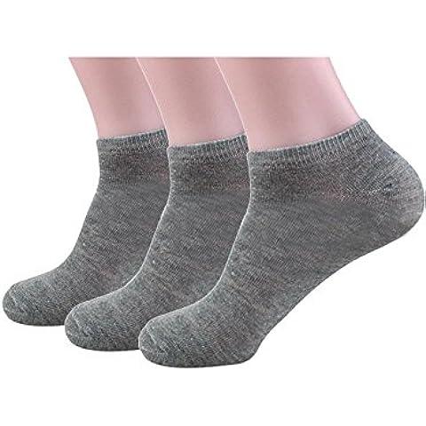 Zando da uomo Casual in cotone Athletic Plus Size caviglia