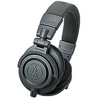 Audio-Technica ATH-M50X Studio Monitor Professional Headphones - Matte Grey