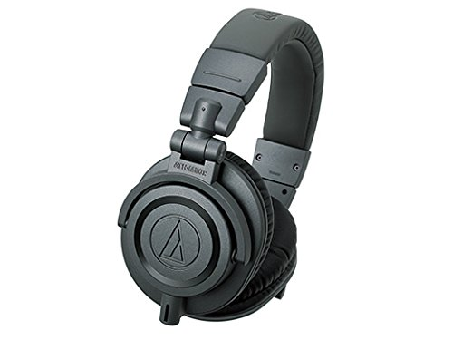 Price comparison product image Audio-Technica ATH-M50X Studio Monitor Professional Headphones - Matte Grey