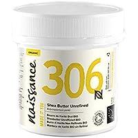 Manteca de karité Naissance, sin refinar, 100 gramos, BIO certificado 100% puro