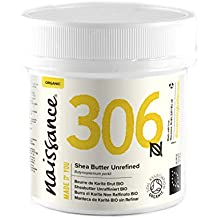 Naissance Manteca de Karité BIO Sin Refinar - Ingrediente Natural 100% Puro - 100g