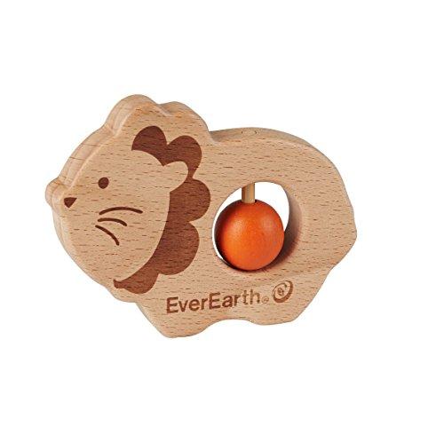 EverEarth ee33672-Agarrador León Baby Juguete