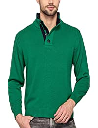 Spykar Men's Solid Regular Fit Cotton Polo