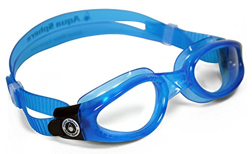 Aqua Sphere KAIMAN Small Schwimmbrille, blau